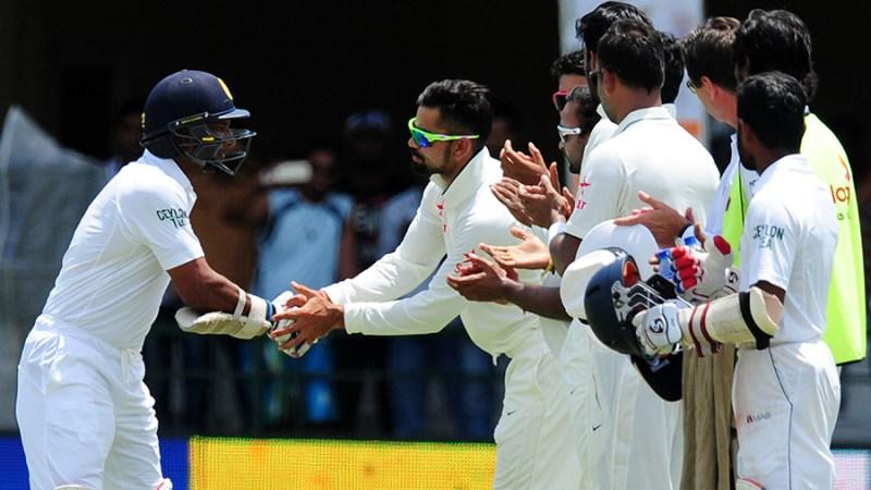 Cricket IND vs SRI