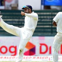 India Lose Early Advantage Falters Towards Closing Stages of Third Day in Colombo Test