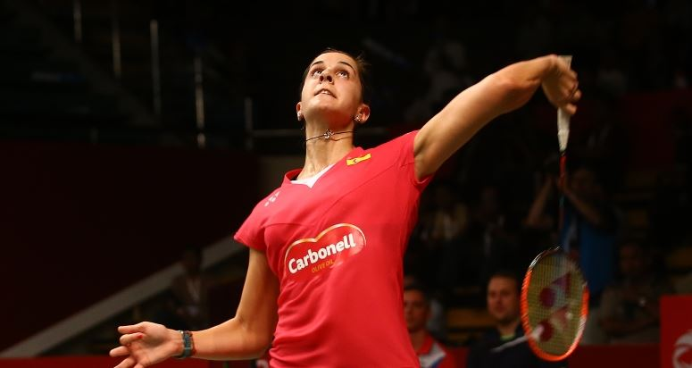World Badminton Championship Carolina Marin