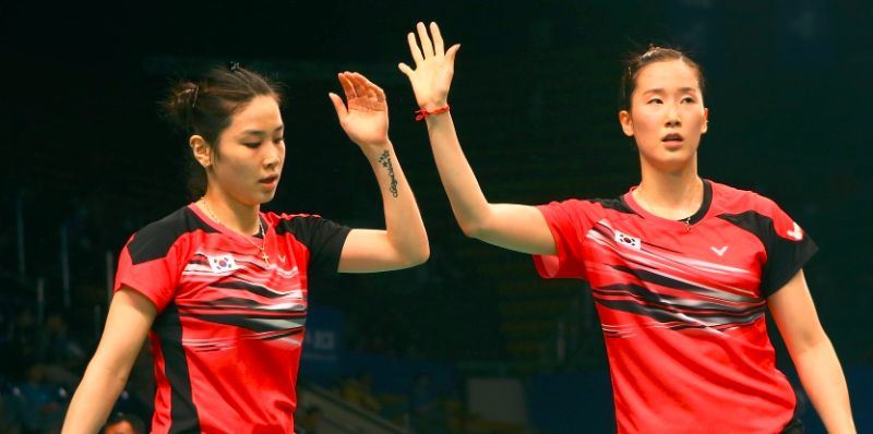 China's Amazing Show in Women's Doubles at World Badminton Championships