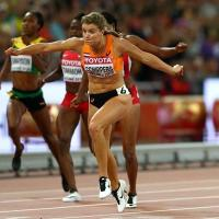 Sizzling Schippers Steals Show on Seventh Day at Bejing's World Championships