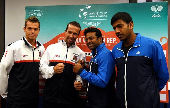 Davis Cup World team india