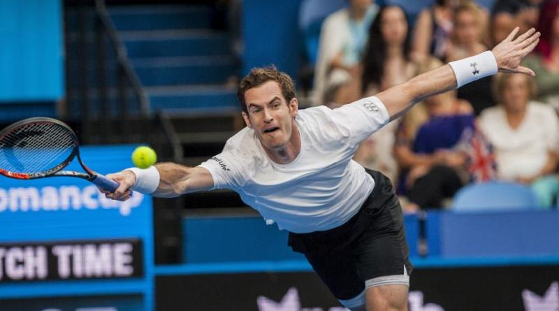 Murray Beats Raonic
