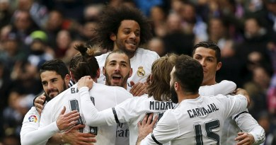 Real Madrid Dominant Performance