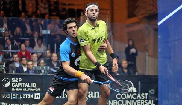 Tournament of Champions  Elshorbagy