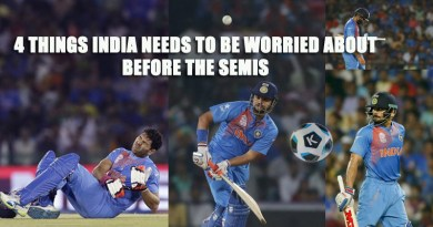 ICC World T20 2016- 4 things India needs to be worried