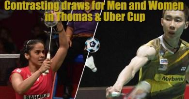 Thomas Cup silver