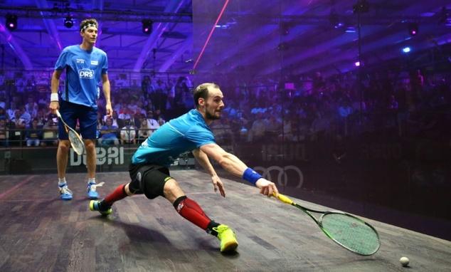 2016 World-Series Squash