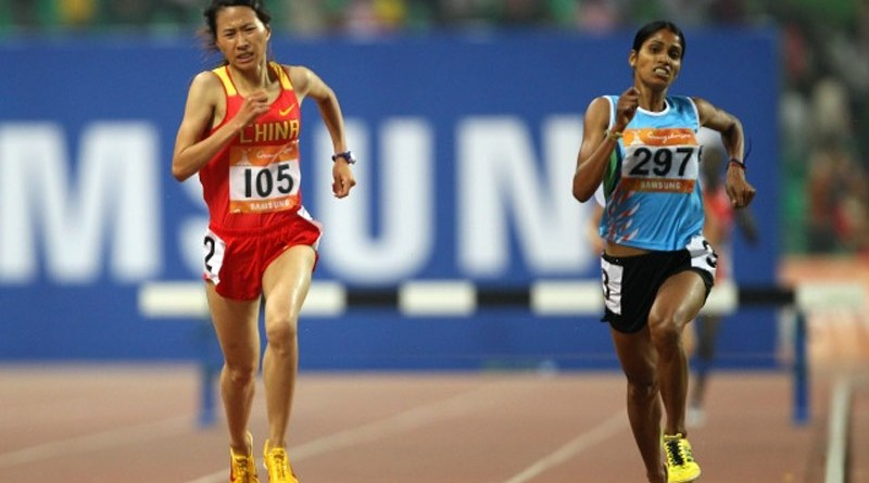 Sudha Singh Breaks National Record 2016