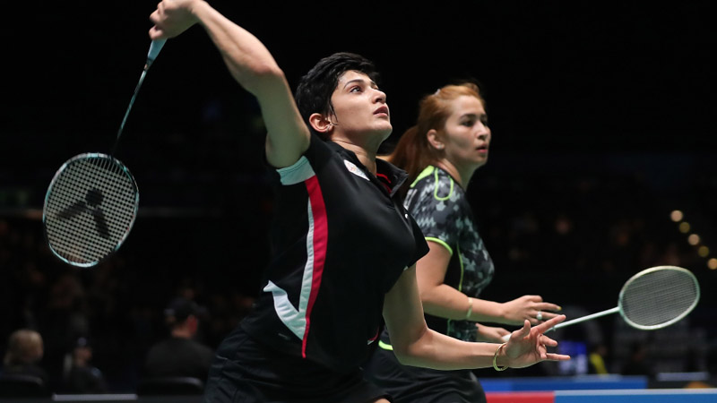 Indian Women Enter Uber Cup Quarters But Men Disappoint in Thomas Cup
