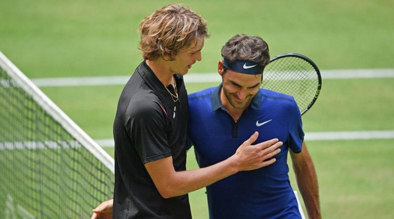 Federer Falls to Teenaged Zverev