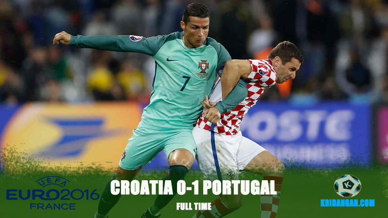 Portugal are in the quarter-finals of the European Championship
