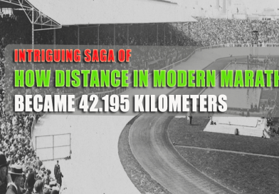 Intriguing Saga of How Distance in Modern Marathon Became 42.195 Kilometers