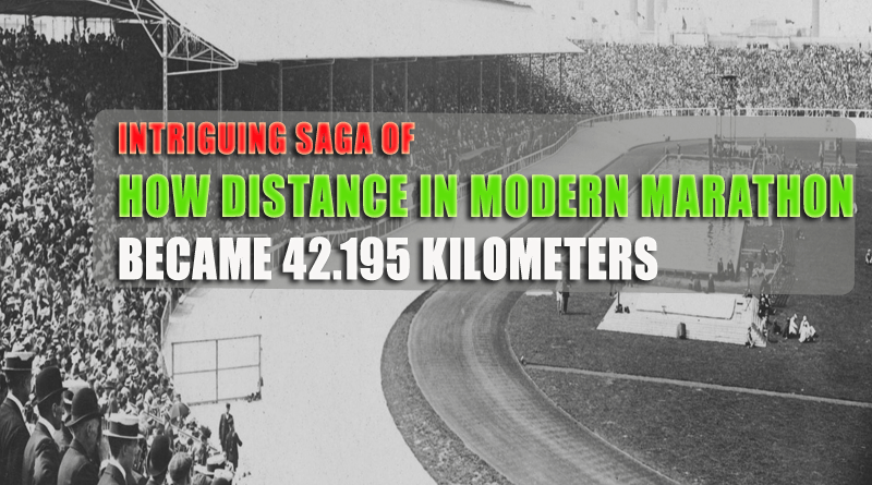 Intriguing Saga of How Distance in Modern Marathon Became 42.195 Kilometers copy