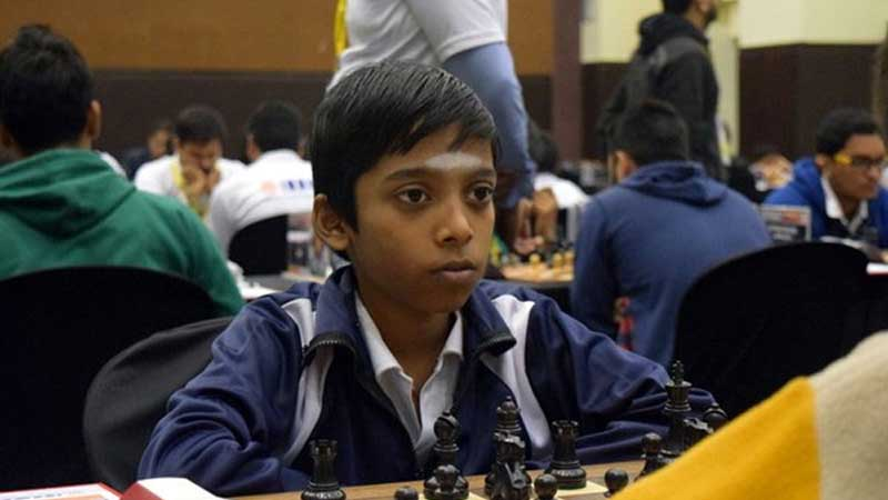 Ten Year Old Chennai Kid Praggnanandhaa Is Creating Ripples on Global Chess Scene