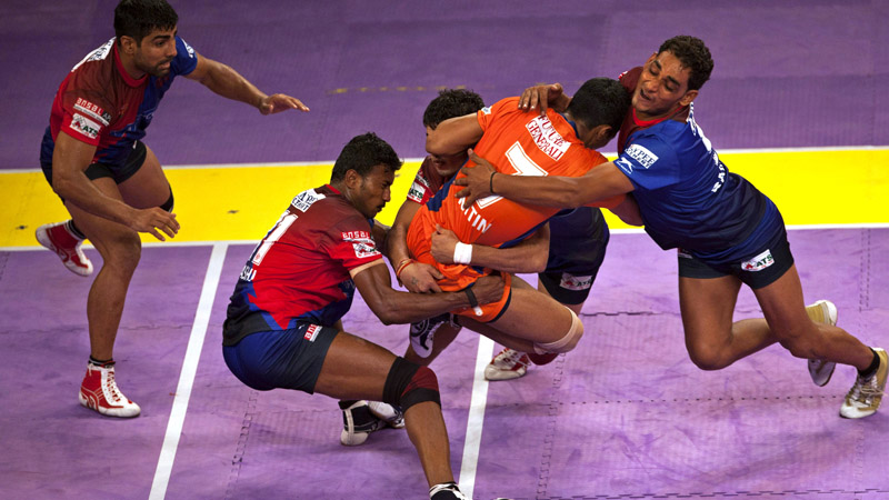 International Kabaddi Federation (IKF) announces the 2016 Kabaddi World Cup