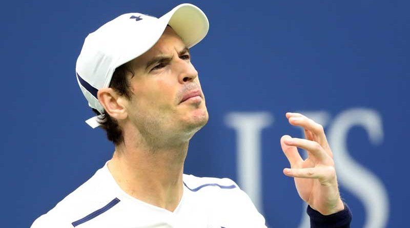 Murray Knocked Out of US Open