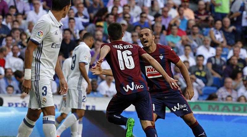 La Liga Week darw