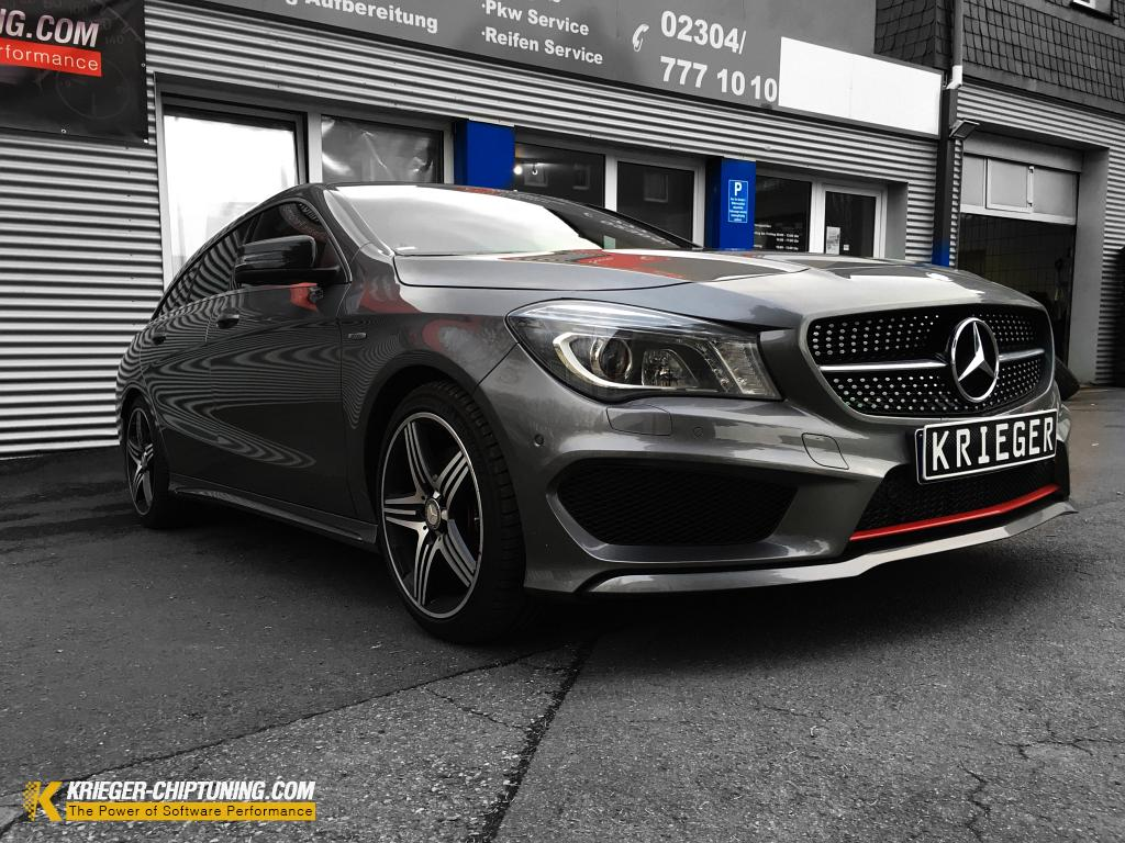 Haustür Chip Mercedes Cla 250 - Chip-tuning In Nrw