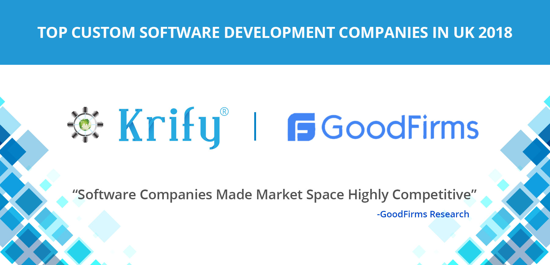 Software Developer Companies In Good Firms Top Custom Software Development Company Uk 2018 Krify