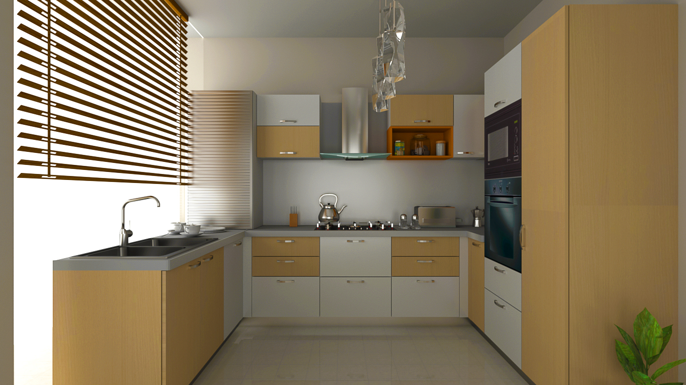 Modern Kitchen Design U Shape U Shaped Modular Kitchens U Shaped Kitchen Designs