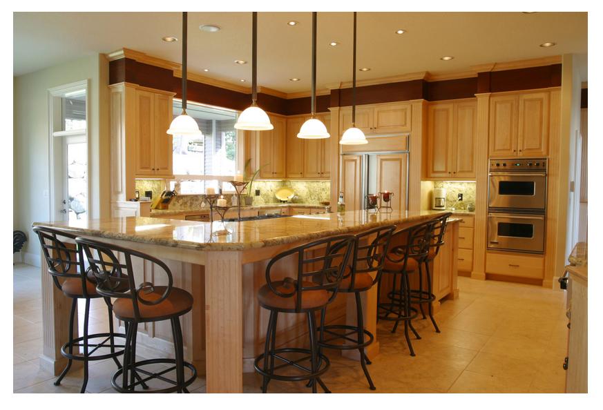 modern villa house plans open floor plan single storey design kitchen floor plans kris allen daily
