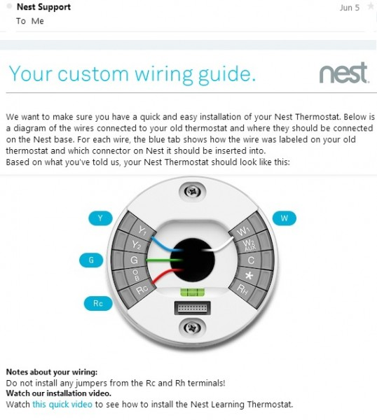nest wiring diagram for ac and boiler