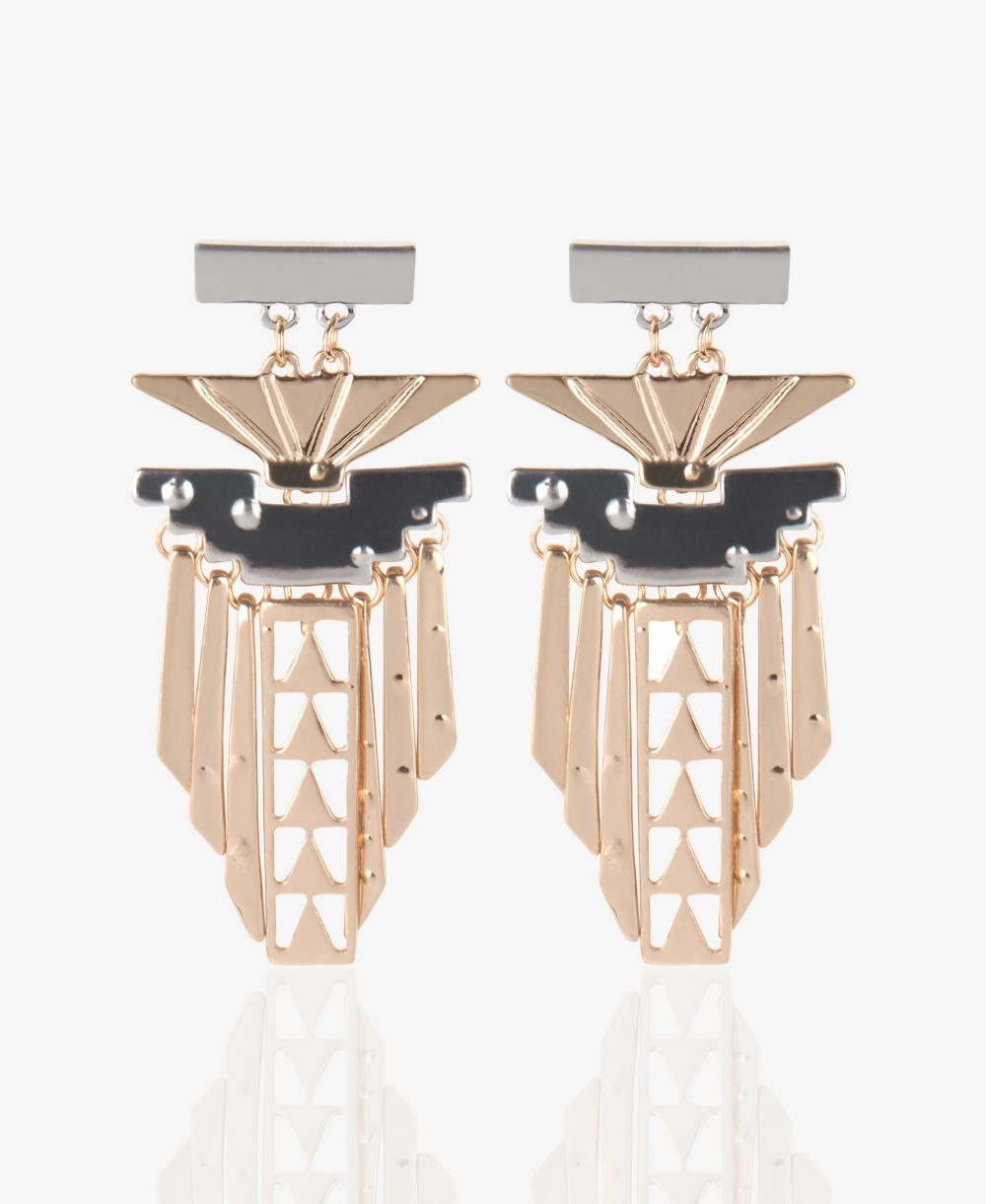 Art Deco Style Earrings Uk Art Deco Drop Earrings