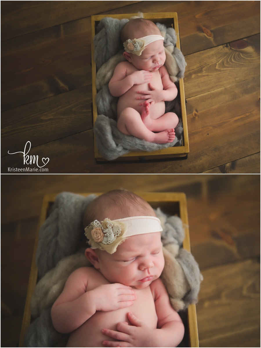 Baby Newborn Baby Madison - Zionsville Newborn Photographer
