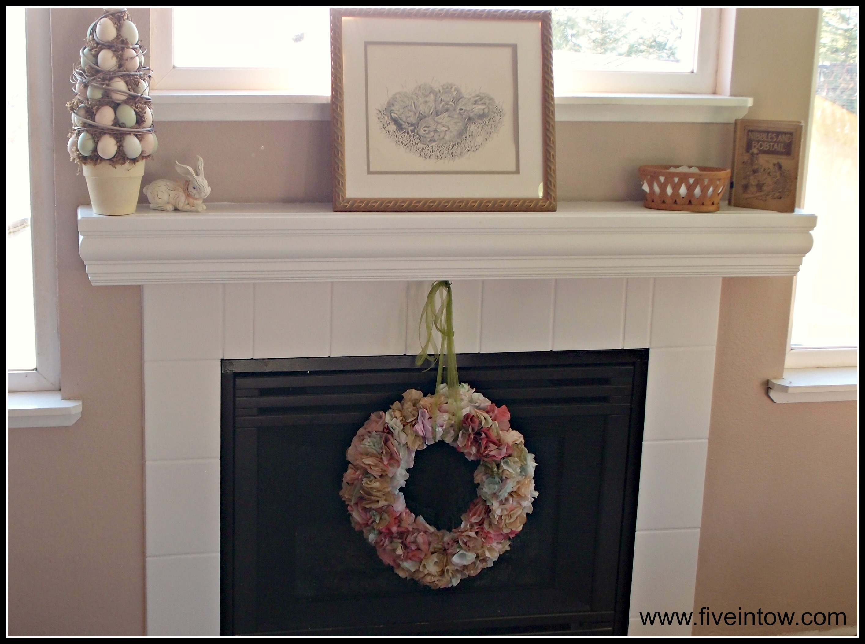 Heat Resistant Paint Fireplace Painting Tile And Other Ways To Save An Ugly Fireplace Kristen