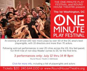 one min play fest