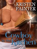 Kristen Painter, cowboy, paranormal romance
