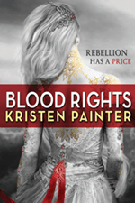 Kristen Painter, House of Comarre, Blood Rights, Urban Fantasy, vampire books