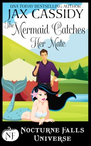The Mermaid Catches Her Mate cover