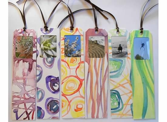 make ur own bookmark