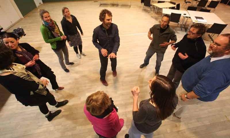 Circlesong workshop in Copenhagen