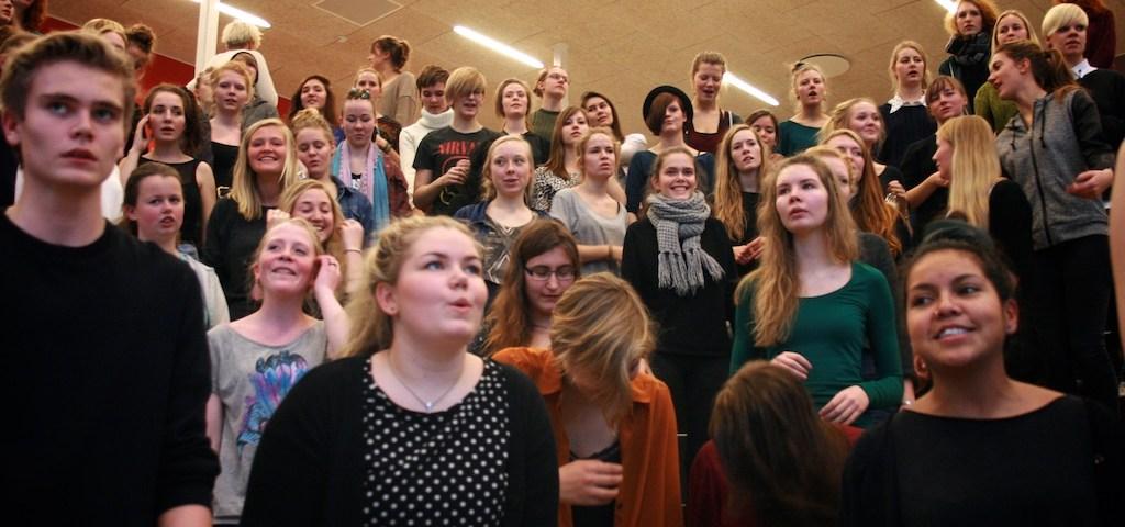 Workshop @ Silkborg Gymnasium