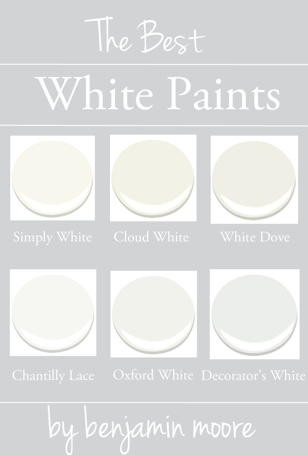 Today I 39 M Talking The Best White Paints Kristina Lynne