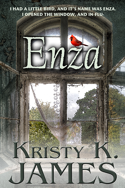Enza by Kristy K. James