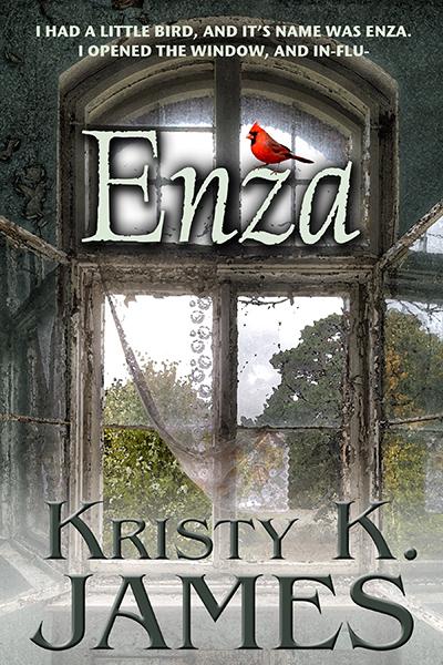Enza by Kristy K. James