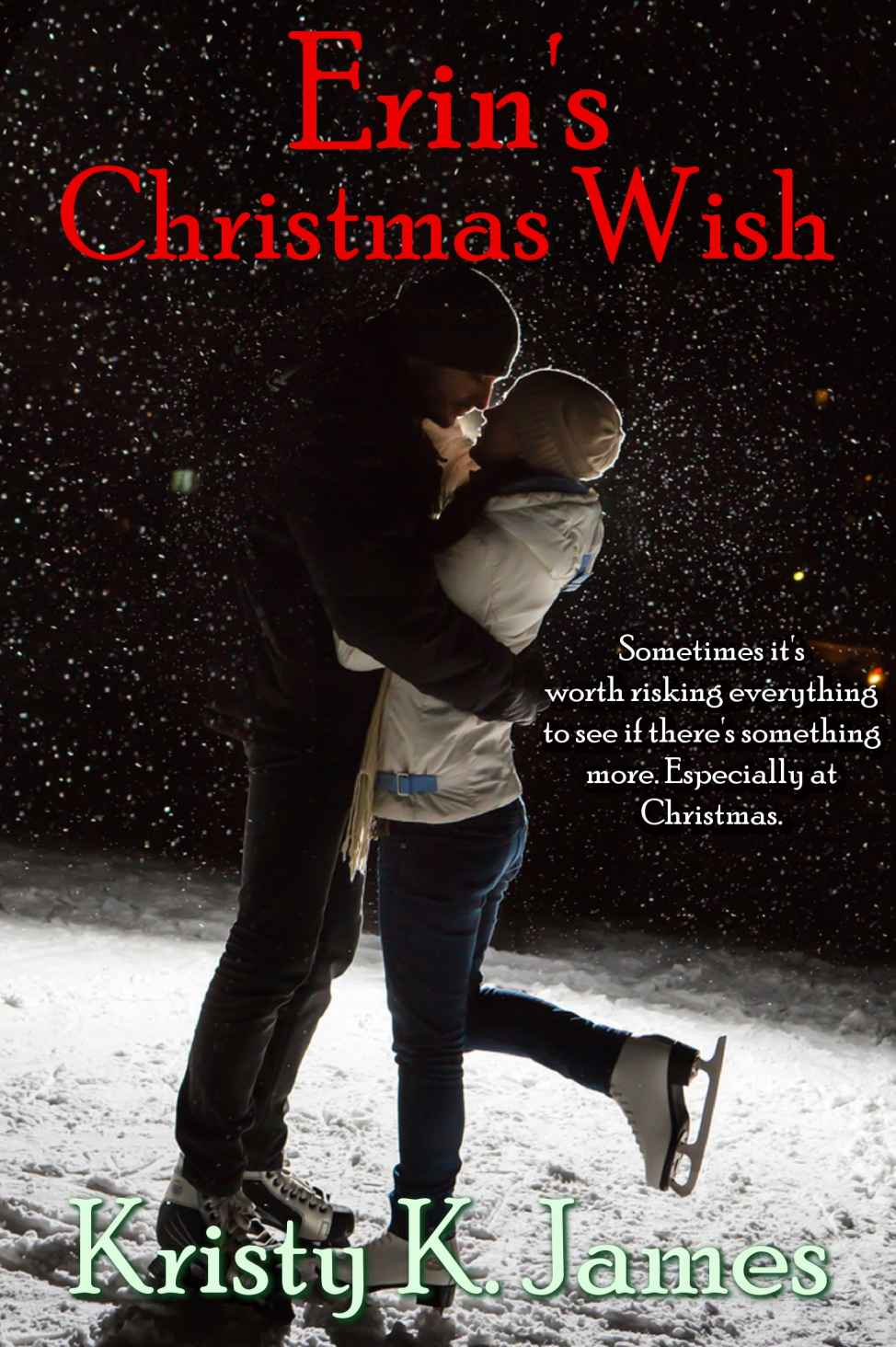 Erin's Christmas Wish by Kristy K. James