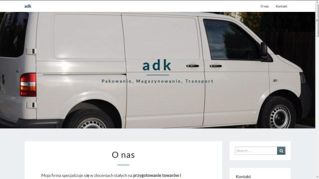 ADareK website