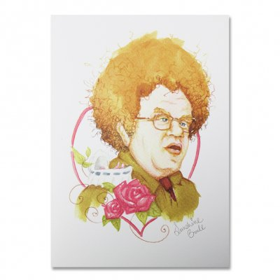 Dr Steve Brule Mothers Day Card Tim and eric merch