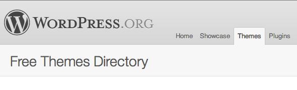 wordpress-theme-repository
