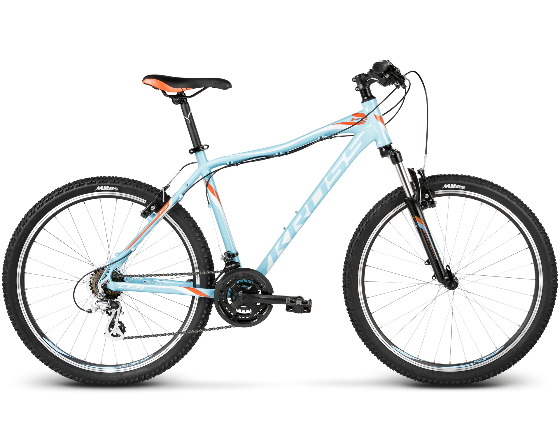 Fahrrad Xxs Bike Lea F2 Bikes Mountain Mtb Woman Kross