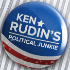 Ken Rudin's Political Junkie Logo