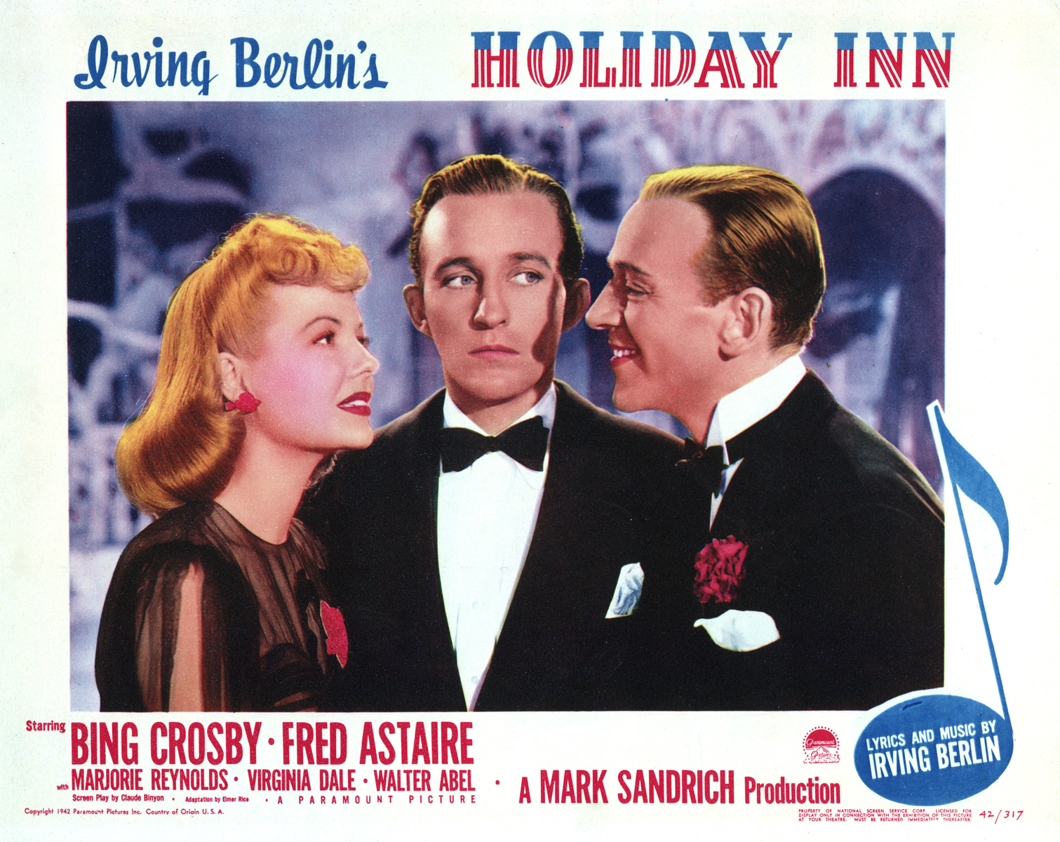"Garage Vintage Berlin Classic Night At The Movies ~""holiday Inn"" (1942) – Krtn"