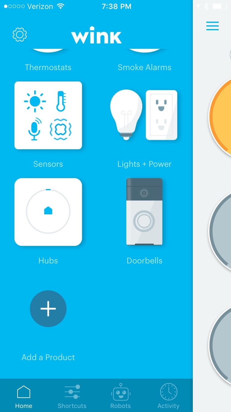 Hue Philips App Control Philips Hue From Wink Krypted