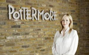 Harry Potter series author author J.K. Rowling