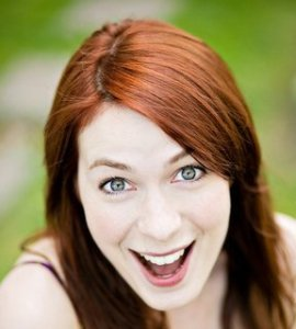 Producer/Writer/Actress Felicia Day